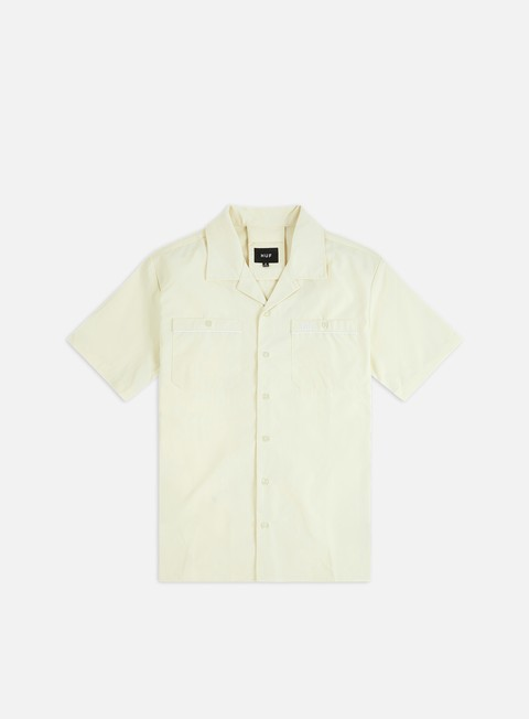 Outlet e Saldi Camicie a Manica Corta Huf Gas Station SS Shirt