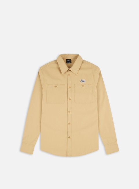 Huf Mechanical LS Shirt