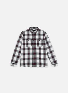 Huf Plantlife Plaid LS Shirt