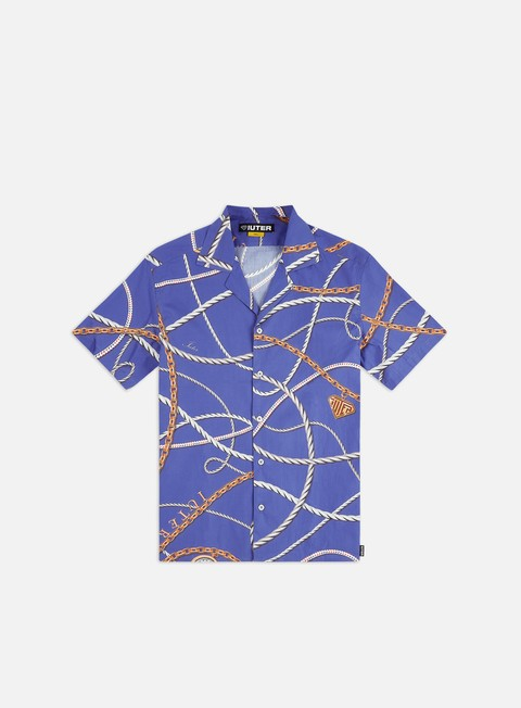 Short Sleeve Shirts Iuter Rope SS Shirt