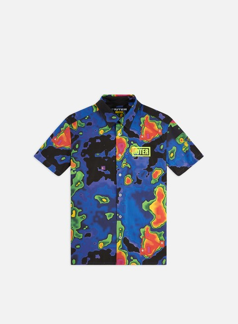 Short Sleeve Shirts Iuter Thermal Chaos Shirt