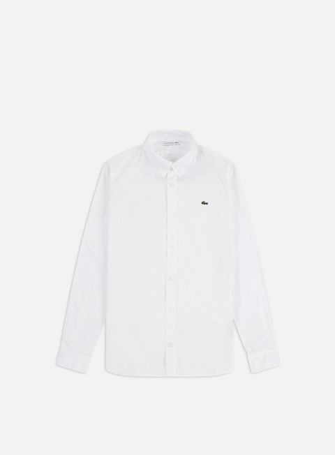Lacoste Cotton Slim LS Shirt