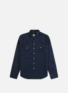 Levi's - Barstow Western Shirt, Red Cast Rinse