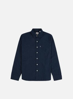 Levi's - Sunset 1 Pocket LS Shirt, Carlton Indigo
