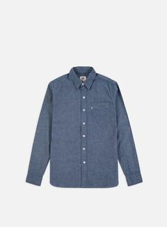 Levi's - Sunset 1 Pocket LS Shirt, H1 19 Chambray Indigo