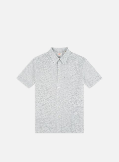 Outlet e Saldi Camicie a Manica Corta Levi's Sunset 1 SS Pocket Shirt