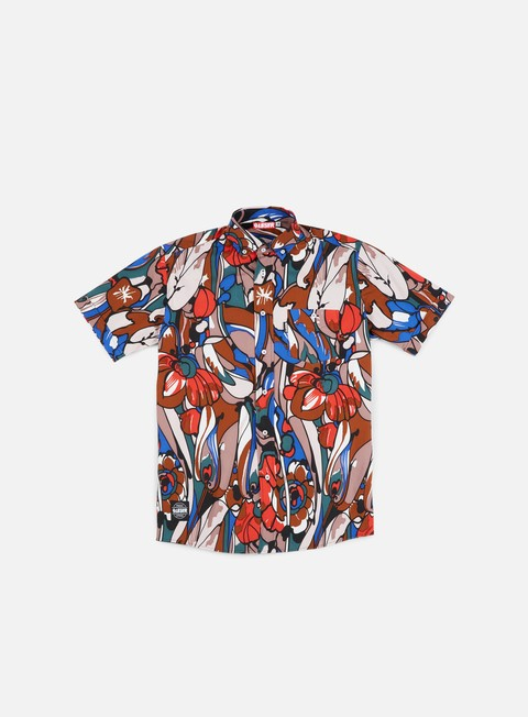 Short Sleeve Shirts Lobster Closure SS Shirt