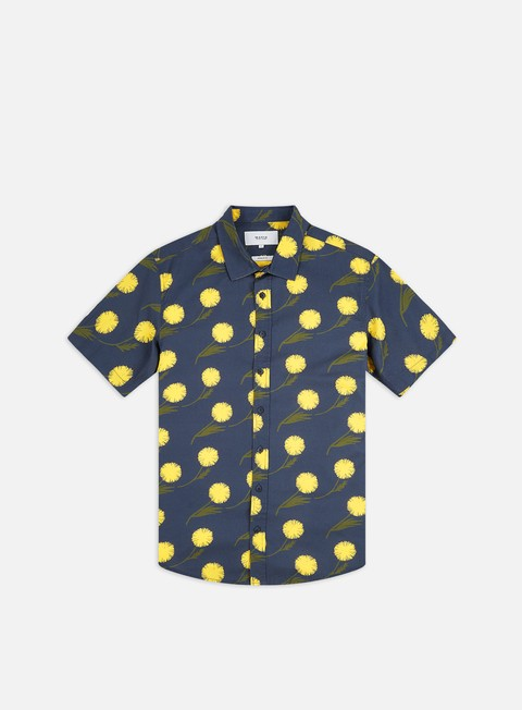 Sale Outlet Short Sleeve Shirts Makia Feral SS Shirt