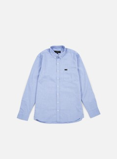 Makia - Flagship Shirt, Blue 1