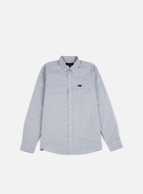 camicie makia flagship shirt grey