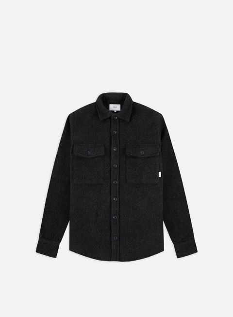 Long Sleeve Shirts Makia Outland Overshirt