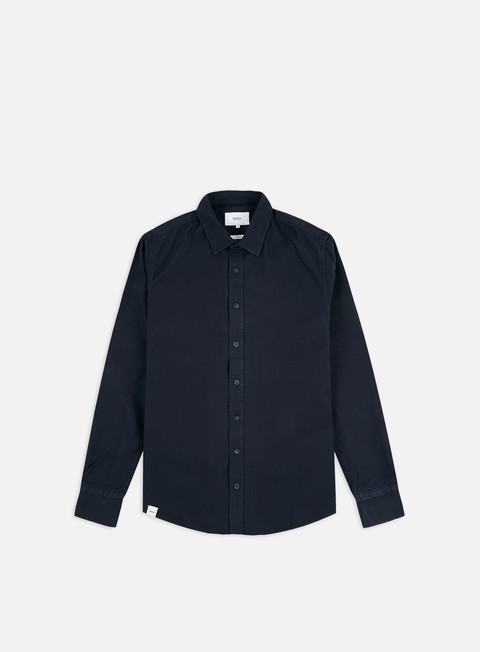 Long Sleeve Shirts Makia Svart Shirt