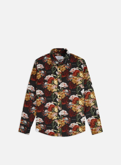 Long Sleeve Shirts Makia Von Wright Flowers Shirt