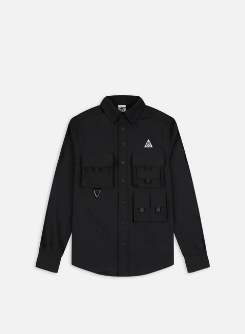 Camicie a Manica Lunga Nike ACG NRG Dfadv UV Devestation Trail Top Shirt