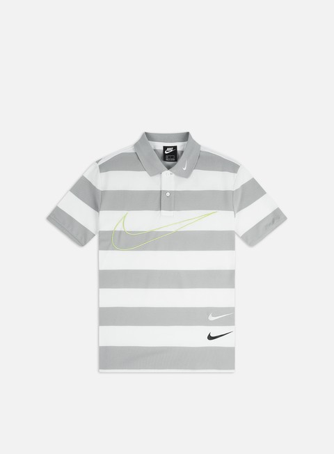 Nike NSW Swoosh Knit Polo Shirt