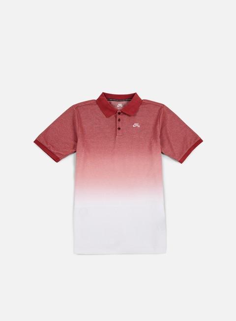 Polo Nike SB Dry Dip Dye Polo Shirt