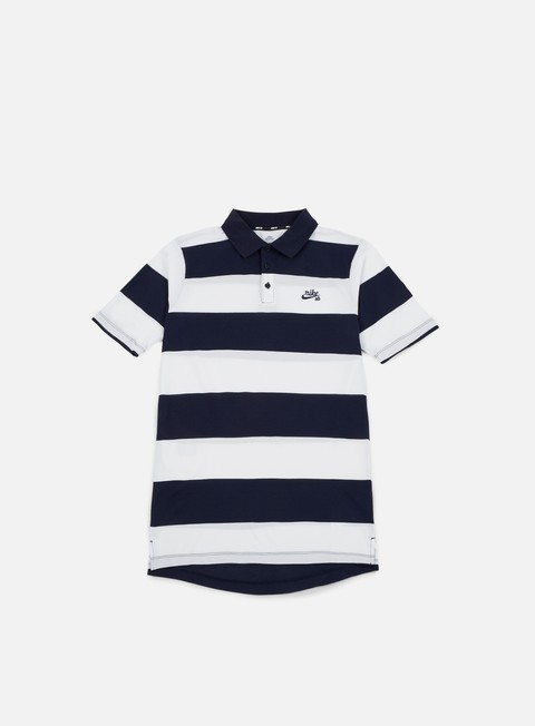 Nike SB Stripe Dri-Fit Polo Shirt