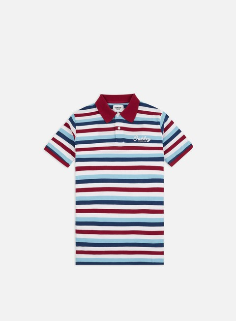 Outlet e Saldi Polo Oakley TNP Striped Polo