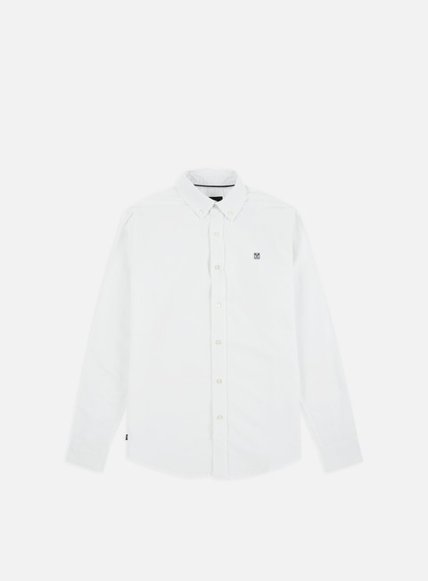 Camicie a Manica Lunga Obey 89 Icon Woven II LS Shirt