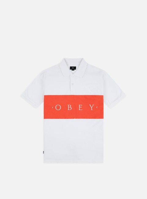 Outlet e Saldi Polo Obey Astro Classic Polo Shirt