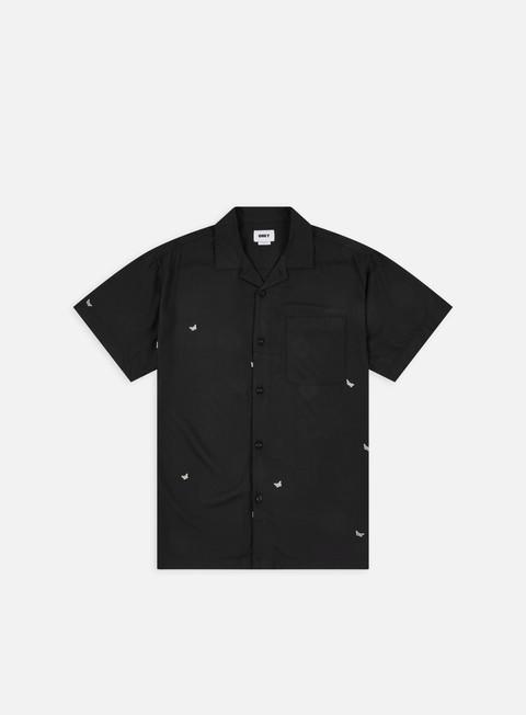 Short Sleeve Shirts Obey Bahia Woven SS Shirt