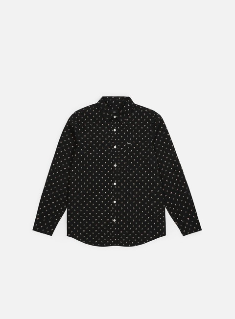 Long Sleeve Shirts Obey Darcey Woven Shirt