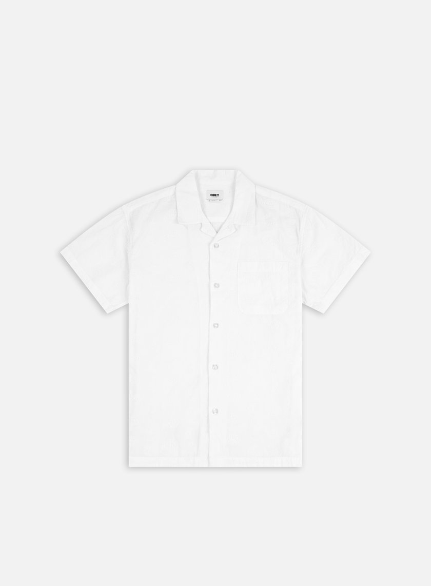 Obey Dusted Paisley Woven SS Shirt