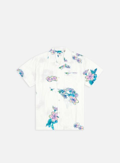 Short Sleeve Shirts Obey Eden Woven SS Shirt