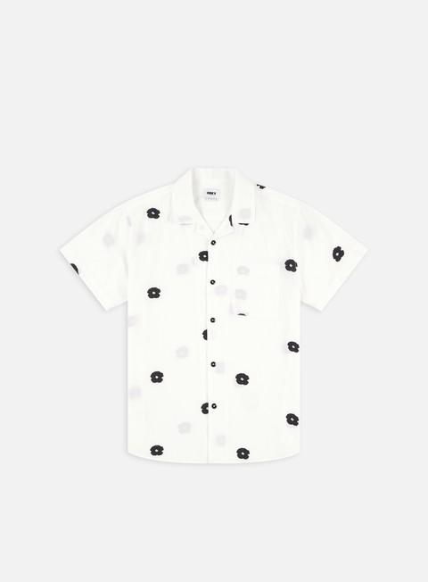 Short Sleeve Shirts Obey Frenz Woven SS Shirt