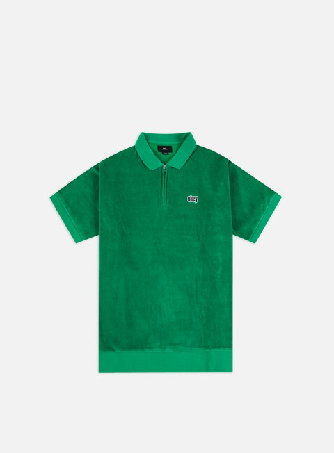 Outlet e Saldi Polo Obey Joe Zip Classic Polo Shirt