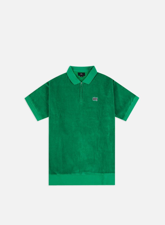Obey Joe Zip Classic Polo Shirt