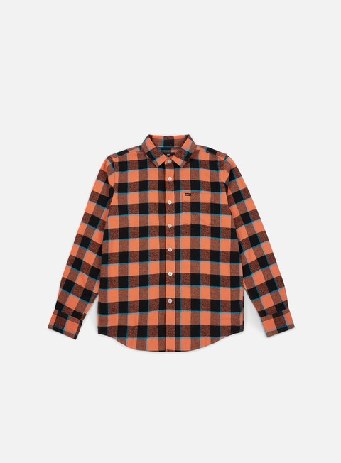 Long Sleeve Shirts Obey Ventura Woven LS Shirt