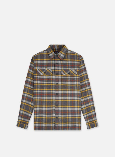 Patagonia Fjord Flannel LS Shirt