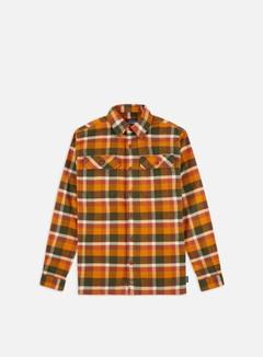 Patagonia - Fjord Flannel LS Shirt, Observer/Wren Gold