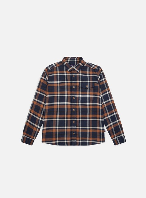 Sale Outlet Long Sleeve Shirts Patagonia Fjord Flannel LS Shirt