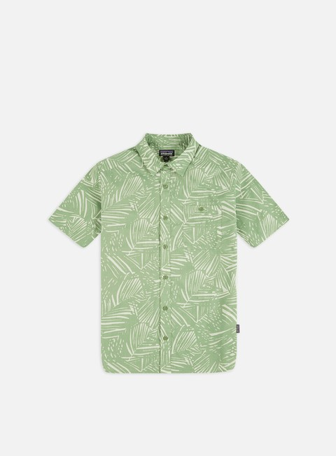 Sale Outlet Short Sleeve Shirts Patagonia Go To SS Shirt