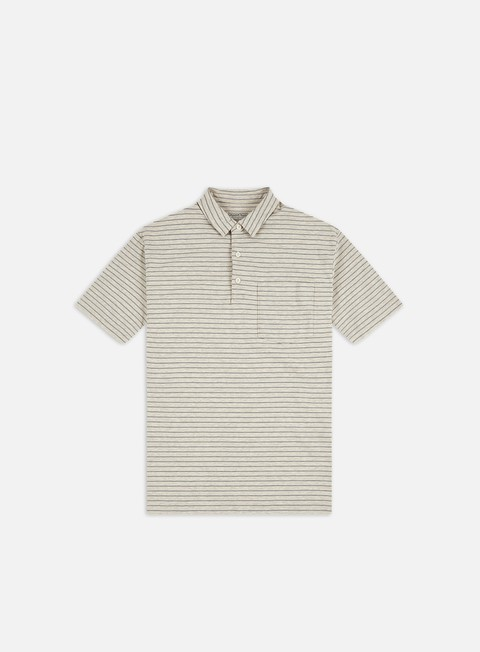 Camicie a Manica Corta Patagonia Organic Cotton Lightweight Polo Shirt