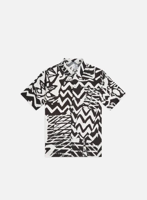 Short Sleeve Shirts Polar Skate Art TK SS Shirt