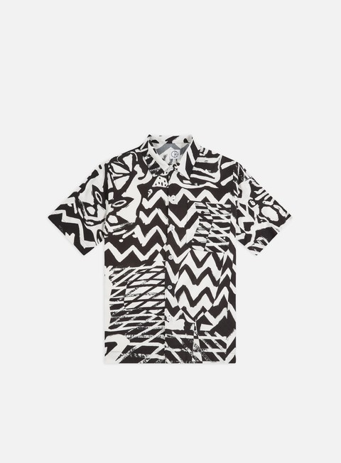 Outlet e Saldi Camicie a Manica Corta Polar Skate Art TK SS Shirt