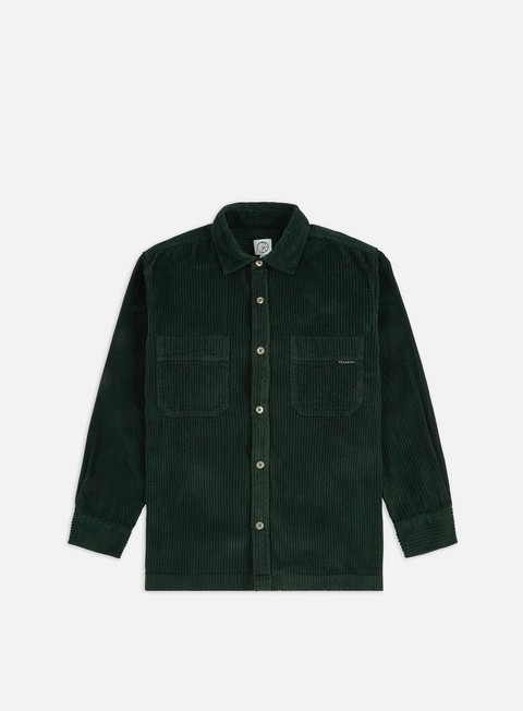 Sale Outlet Long Sleeve Shirts Polar Skate Cord LS Shirt