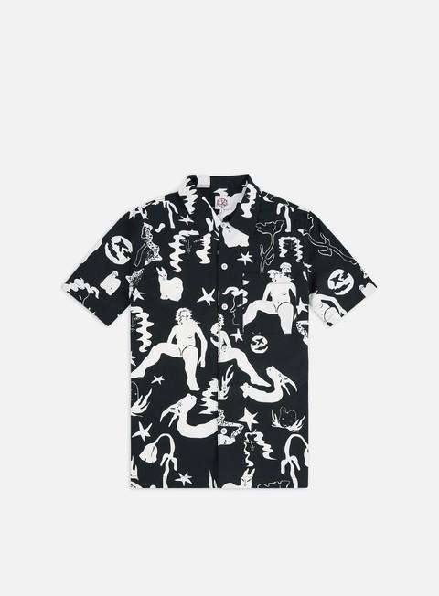 Short Sleeve Shirts Polar Skate East Dream SS Shirt