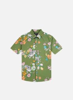 Rip N Dip Blooming Nerm Button Up SS Shirt