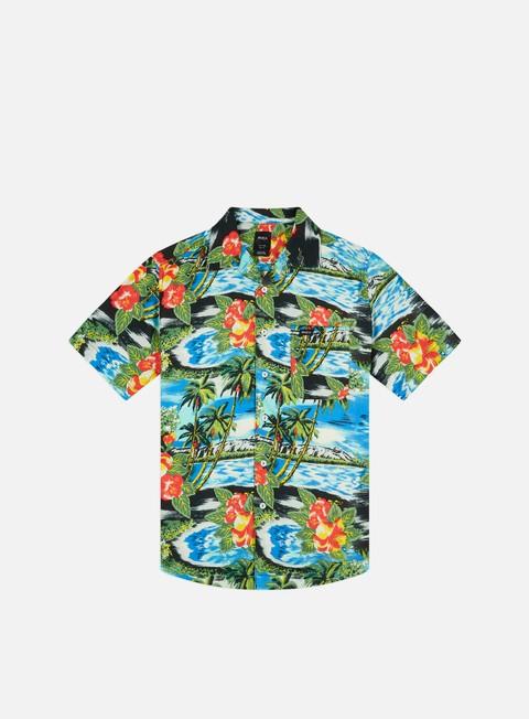 Short Sleeve Shirts Rvca Kawela SS Shirt
