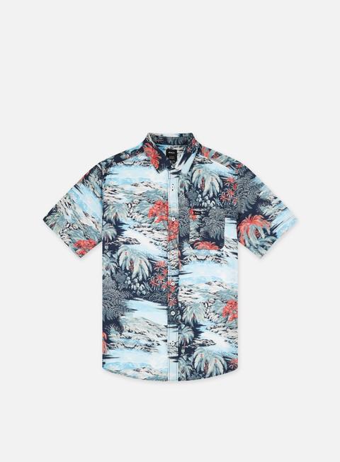 Short Sleeve Shirts Rvca Paradiso SS Shirt