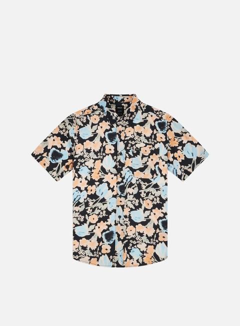 Short Sleeve Shirts Rvca Pressure Drop SS Shirt