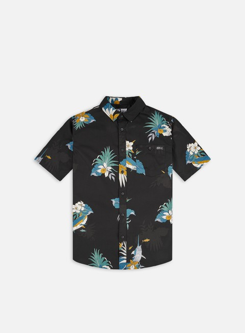 Camicie a Manica Corta Salty Crew Lay Day Woven SS Shirt