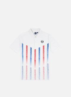 Sergio Tacchini - Cairo Polo Shirt, White/Navy