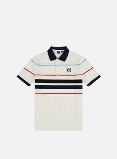 Sergio Tacchini - Cloud Polo Shirt, Ivory/Navy
