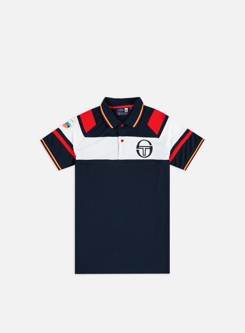 Outlet e Saldi Polo Sergio Tacchini Staff MC Columbia Polo Shirt
