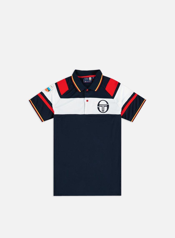 Sergio Tacchini Staff MC Columbia Polo Shirt